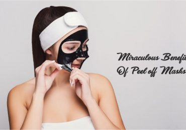 Miraculous Benefits Of Peel-off Masks